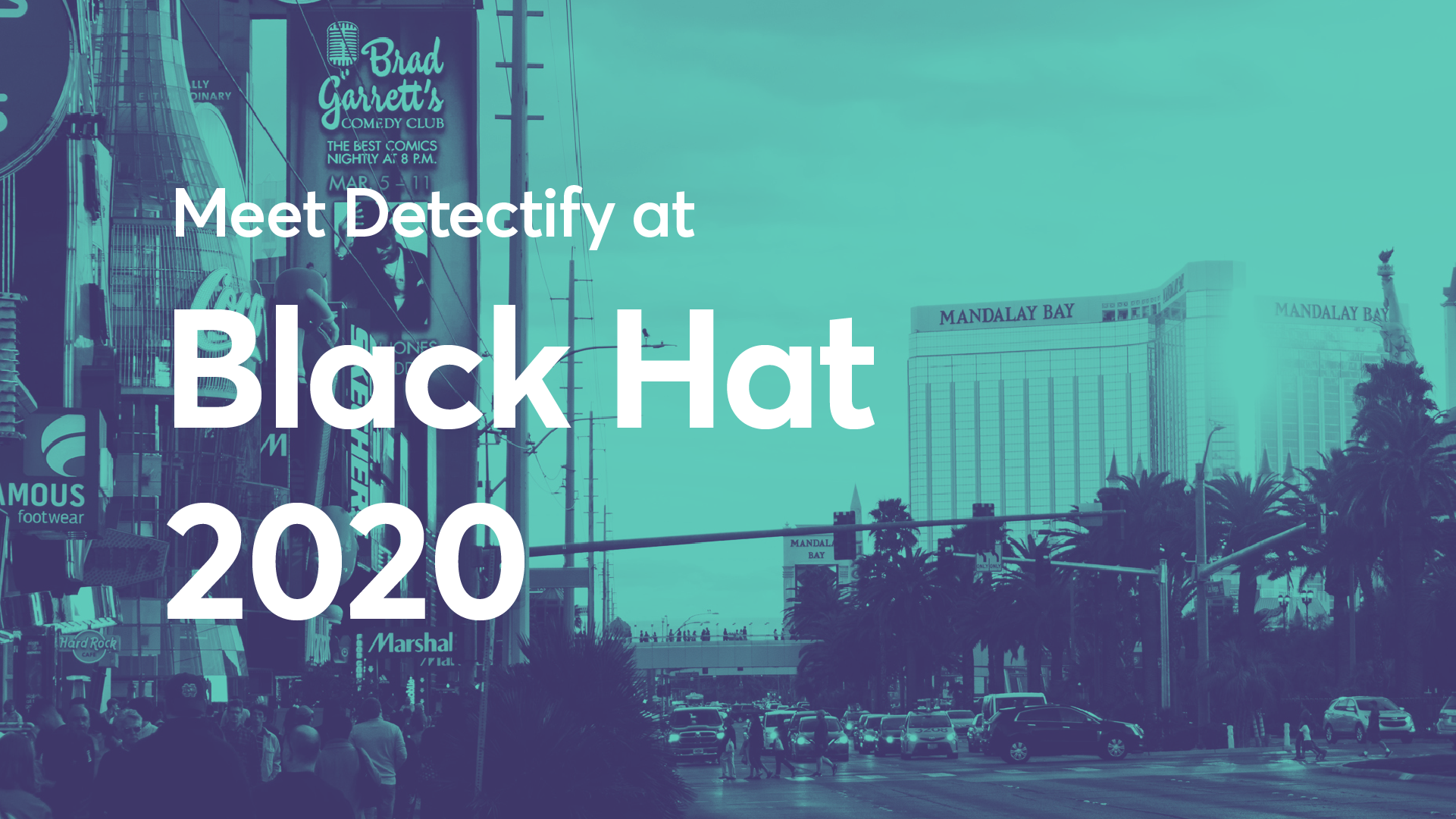 Detectify at Black Hat 2020 cyber security event